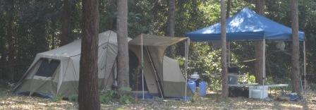 BlackWolf Turbo Twin tent