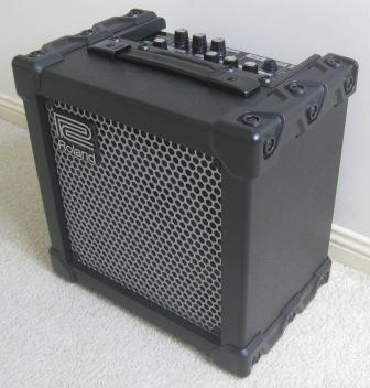 Roland Cube-15XL guitar amplifier